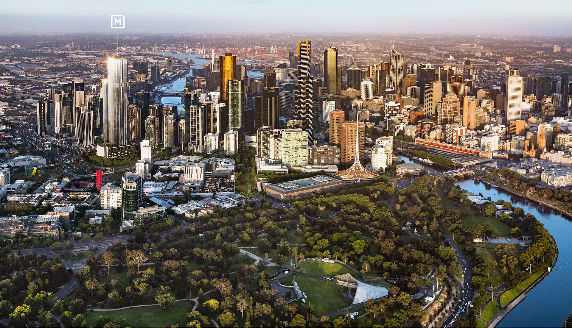 The ultimate guide to Melbourne Square: 93-119 Kavanagh Street, Southbank