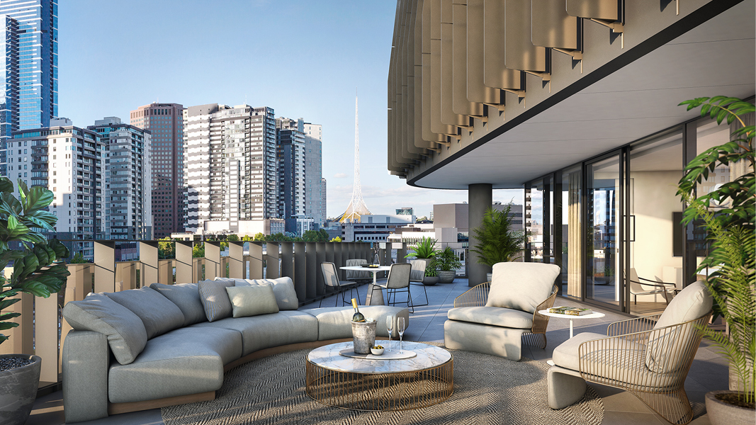 New Apartments for Sale - Melbourne Square - Southbank ...